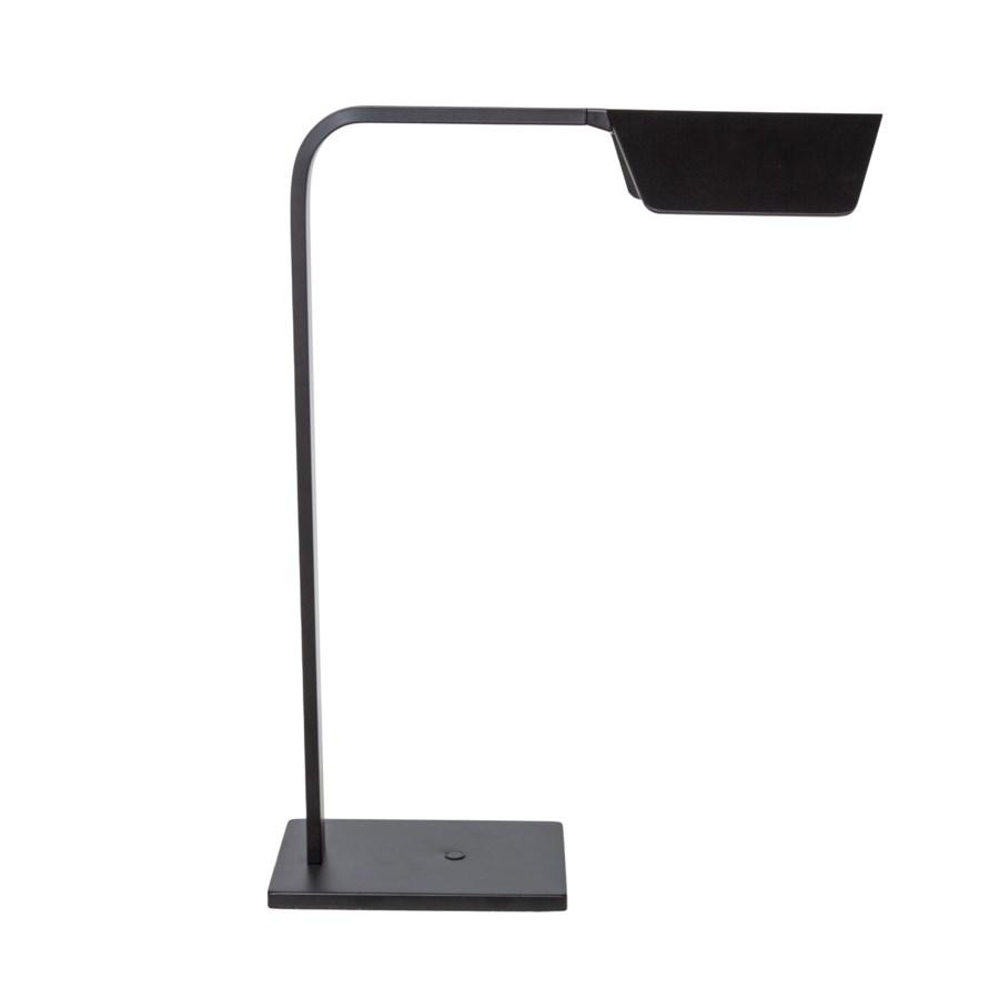 Us-Tablelamp Led Matt Aluminum