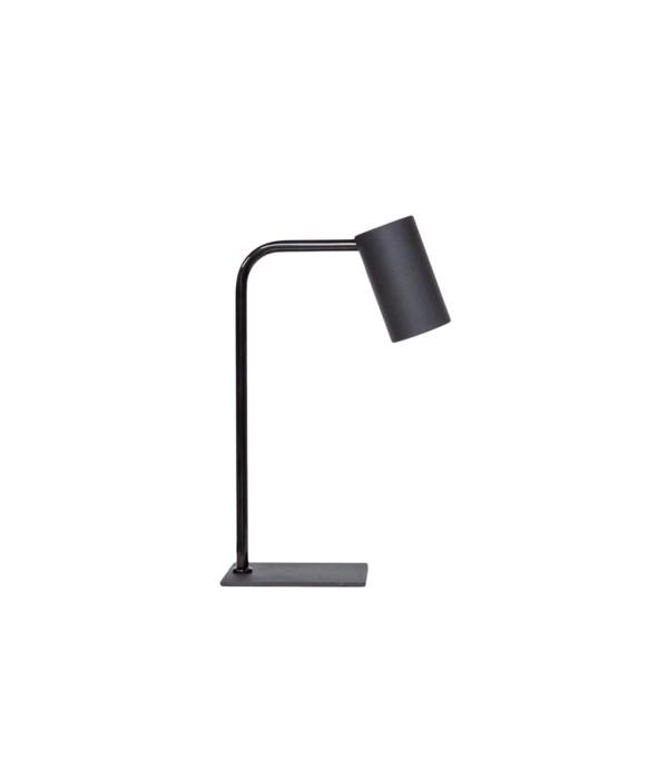 Us-Tablelamp Metal & Led Bulb