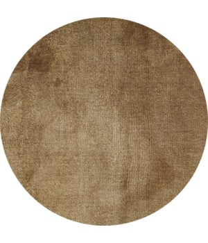 Lake Carpet - Round in Gold