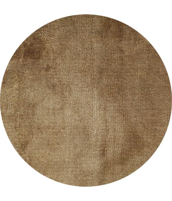 Lake Carpet - Round in Gold