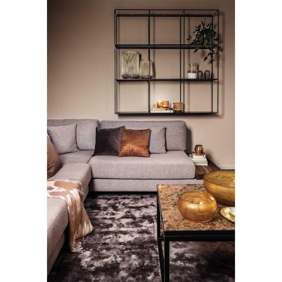 Lake Carpet In Grey, 117X156In