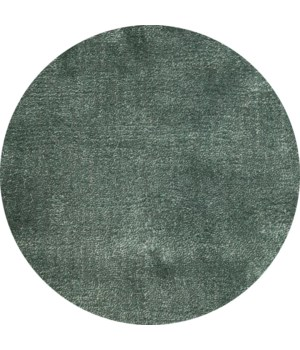 Lake Carpet Green- Round