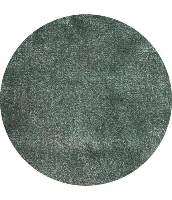 Lake Carpet Green- Round