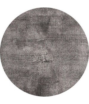 Lake Carpet in Grey - Round