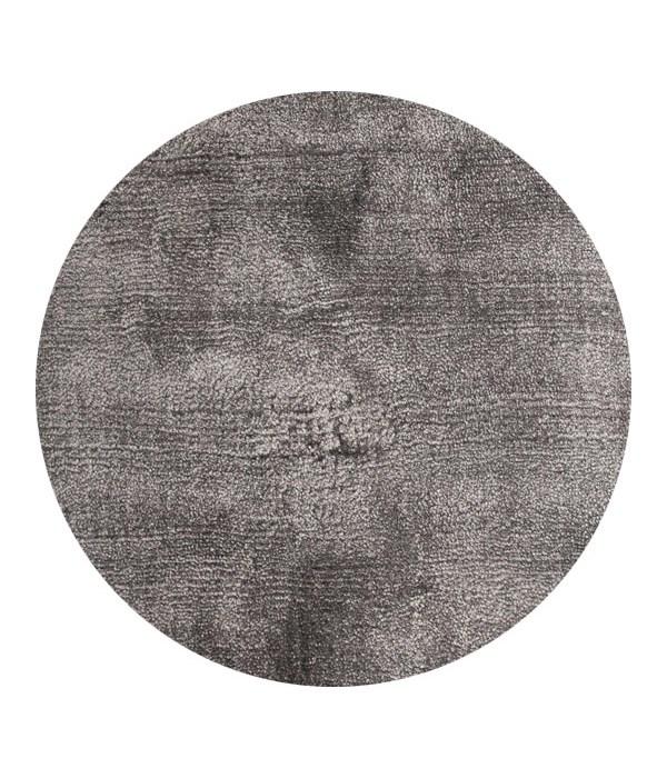 Lake Carpet in Grey - Round