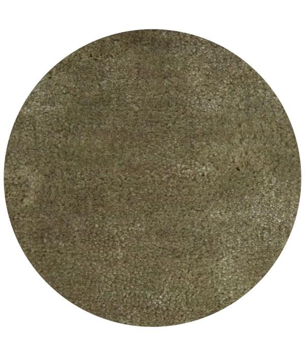 Lake Carpet 300 Light Green- Round