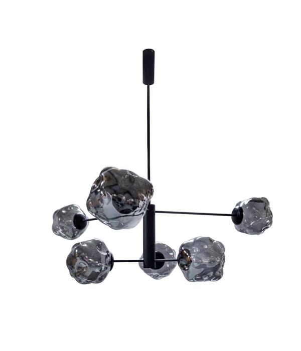 Pendant & 6LED Bulbs