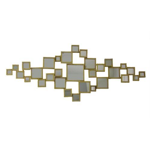 Mirror Diamond Shape
