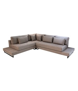 Modular Couch With Cameleon Fabric