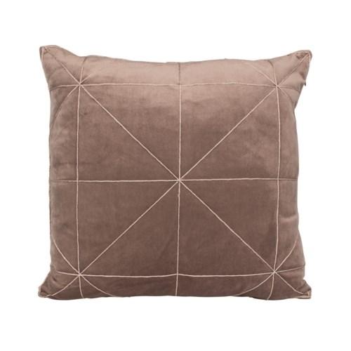 Cushion Oli In Taupe