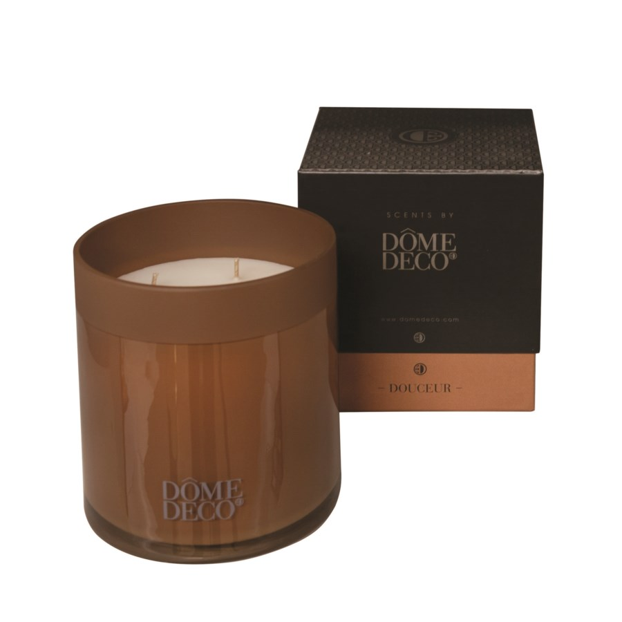 Scented Candle In Glass Douceur - S