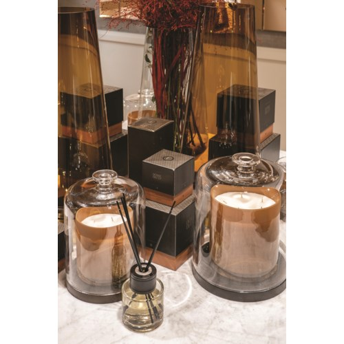 Scented Candle In Glass Occulte/Metallics - S