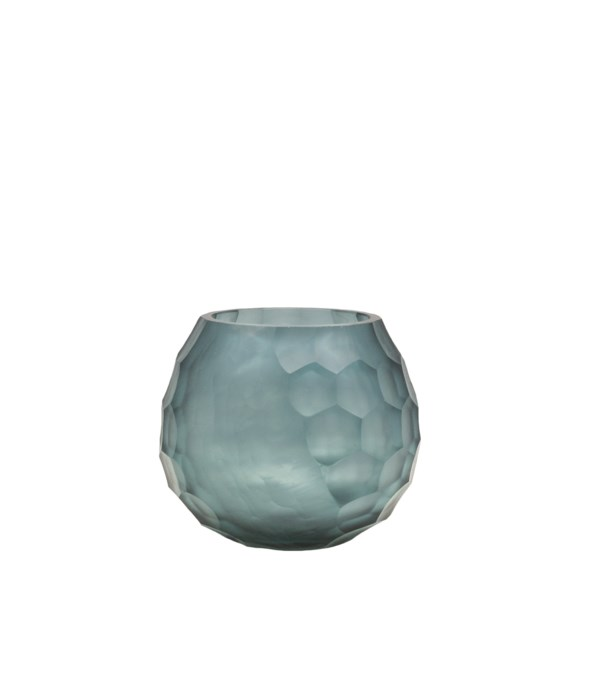 Tealight Glass With Facet