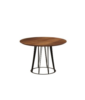 Boston Wired Table Round - 120Cm