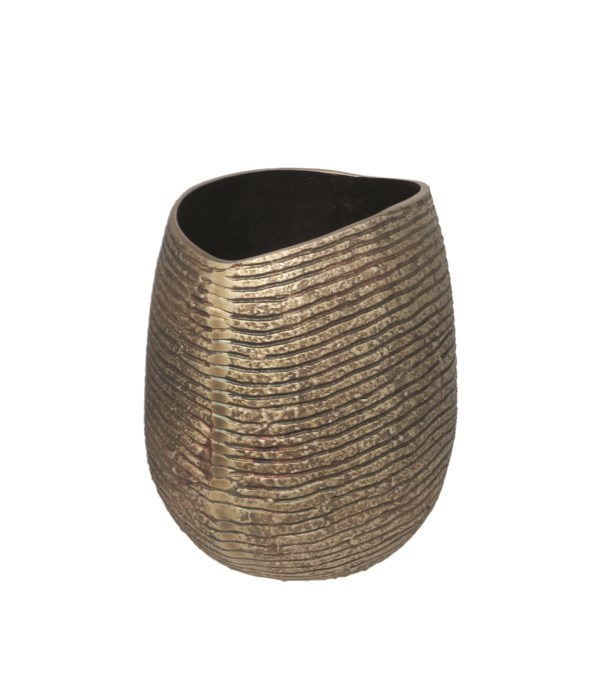 Vase Aluminium Handmade S