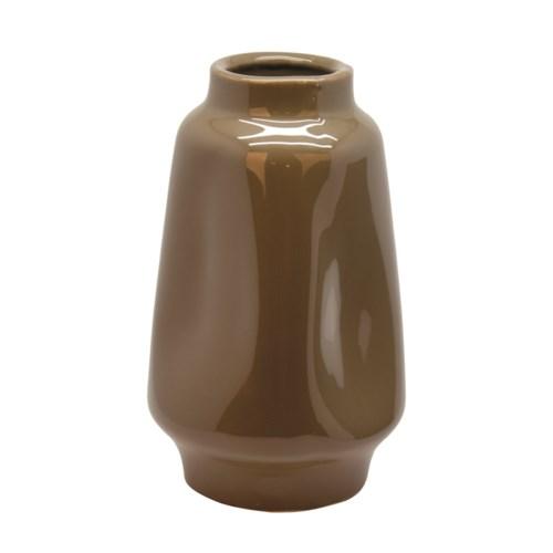 Vase Ceramic Glazed S