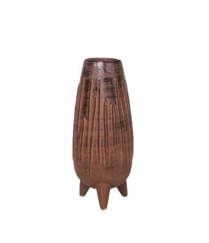 Vase Ceramics On Feet S