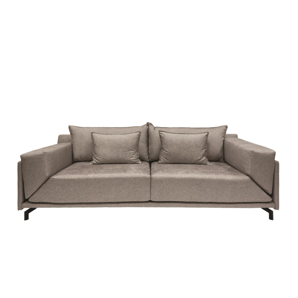 Verona Couch With Cameleon Fabric