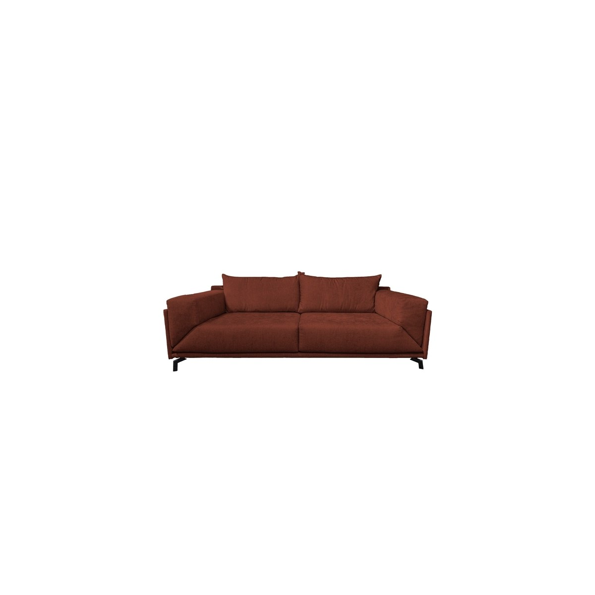 Verona Couch With Paris Fabric
