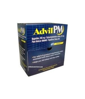 ADVIL® PM DISPENSER BOX  50 X 2'S
