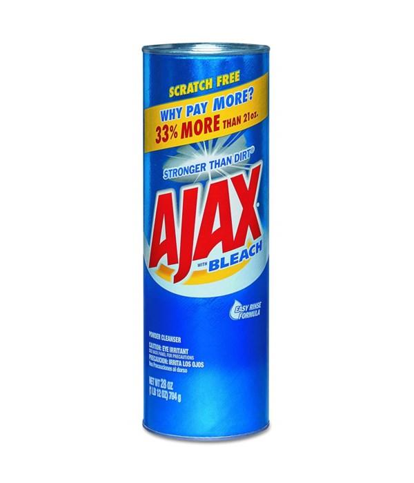 AJAX® CLEANSER 21  OZ - GIANT - 20/CS (05375)