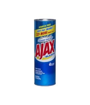 AJAX® CLEANSER  28 OZ USA - SCOURER W/BLEACH -  12/CS (05374)