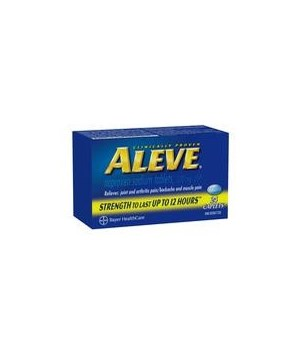ALEVE® TABS 12/24's
