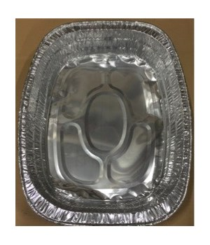 ALUMINUM PAN® TURKEY/OVAL ROASTER - 100/CS - #3500
