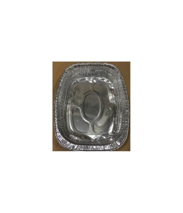 ALUMINUM PAN® TURKEY/OVAL ROASTER - 100/CS - #3500