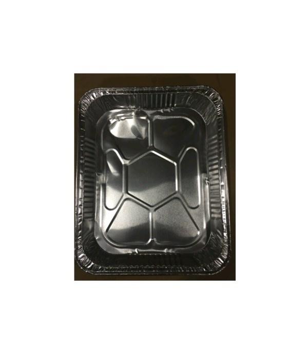 ALUMINUM PAN® FULL SIZE DEEP (STEAM ROYAL ROASTER) - 100/CS (#3600)