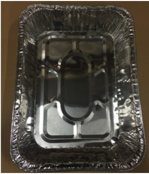 ALUMINUM PAN® FULL SIZE MEDIUM - 100/CS (#3000)