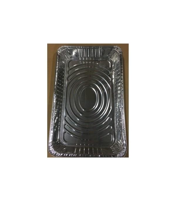 ALUMINUM PAN® HALF SIZE EXTRA DEEP - 100/CS #2000