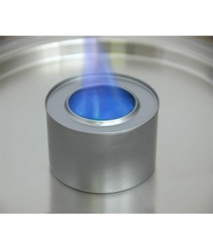 ALUMINUM PAN® CHAFFING FUEL HEAT CAN - 72/CS - #9000