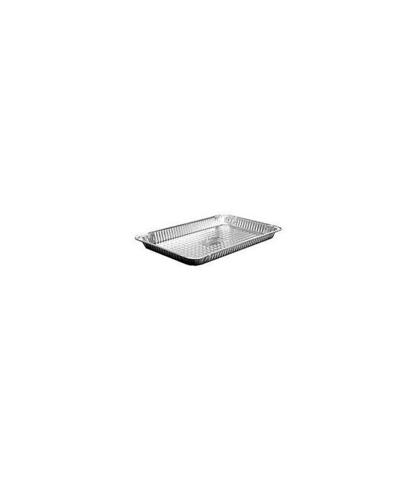ALUMINUM PAN® FULL SIZE SHALLOW - 50/CS - #3100