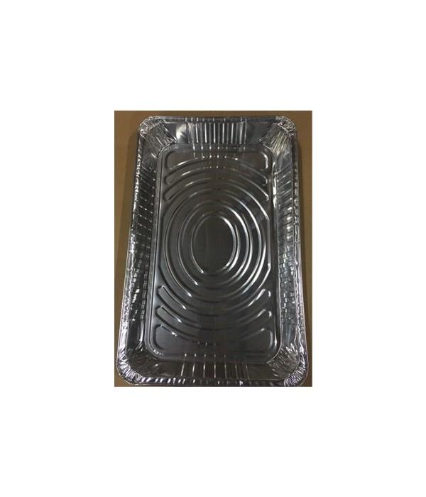 ALUMINUM PAN® HALF SIZE DEEP - 100/CS (#1100)