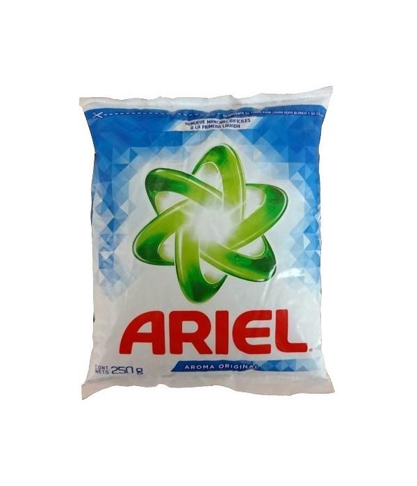 ARIEL® DETERGENT 36/250GRAM
