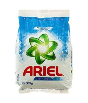 ARIEL® DETERGENT 500 GR - POWDER - 18/CS