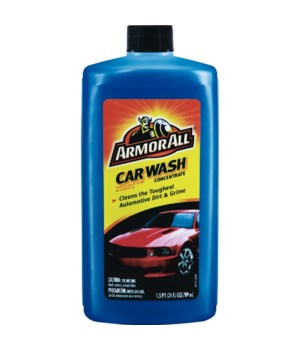 ARMOR ALL 6/24oz CAR WASH CONCENTRATE