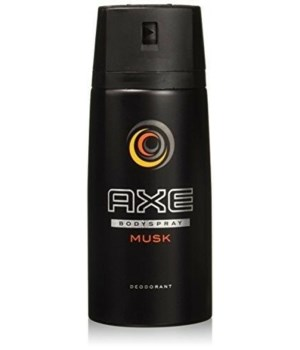 AXE® DEODORANT SPRAY 150 ML (NEW) -  MUSK - 12/UNIT