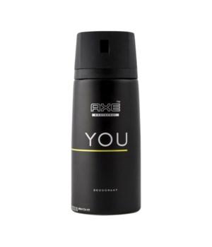 AXE® DEODORANT SPRAY - 150 ML (NEW) - YOU - 12/UNIT