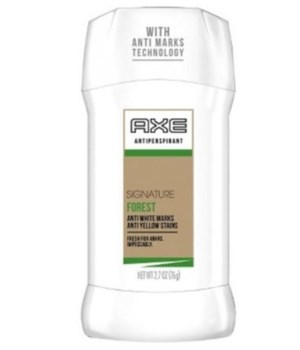 AXE� IS 2.7 OZ - SIGNATURE FOREST - 12/UNIT