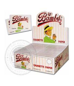 BAMBU® CIGARETTE PAPER SMALL 100 CT