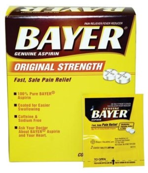 BAYER® BOX  2PK - 50/CS