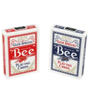 BEE® ORIGINAL CARDS USED - DOZ