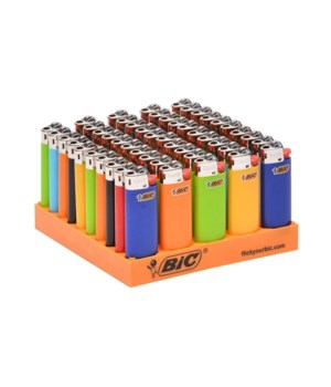 BIC® LIGHTER MINI 50's TRAY 50+3