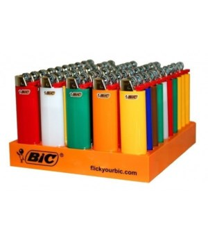 BIC® REG LIGHTERS 50'S+3