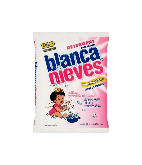 BLANCA NIVES® DETERGENT  4 LBS - 10/CS