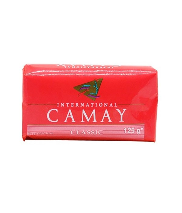 CAMAY ® BAR SOAP 125 GR - CLASSIC RED (VIETNAM) - 72/CS