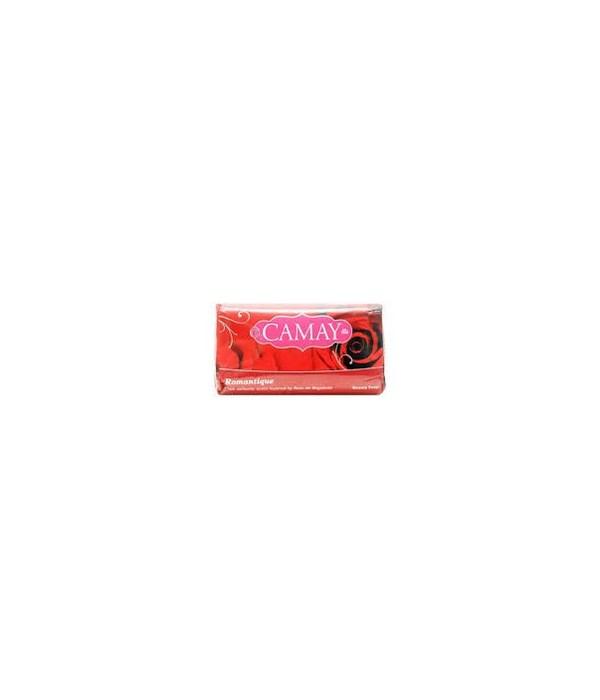 CAMAY ® BAR SOAP 175 GR - ROMANTIC - 48/CS (ITEM NO. 67038621)