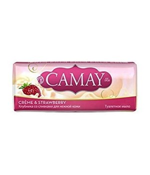 CAMAY ® BAR SOAP 175 GR - STRAWBERRY - 48/CS (ITEM NO. 67038623)